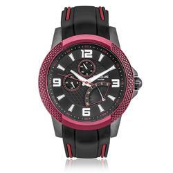 Relógio Masculino Seculus Analógico 28754GPSVPU1 Aço Negro