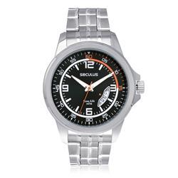 Relógio Masculino Seculus Analógico 28675G0SVNA1 Aço