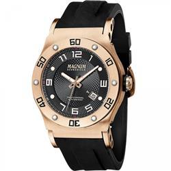 Relógio Masculino Magnum ScubaDiver Analógico MA30945P Preto