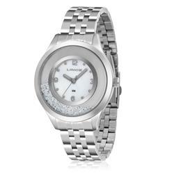 Relógio Feminino Lince Analógico LRM4348L B2SX Aço