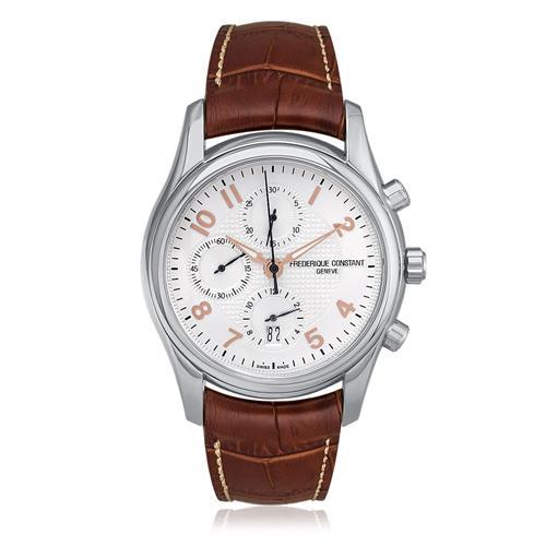 Relógio Masculino Frederique Constant Runabout - Limited Edition WF20591Z Couro