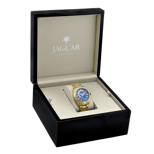 Relógio Masculino Analógico Jaguar J011AGG02 Dourado