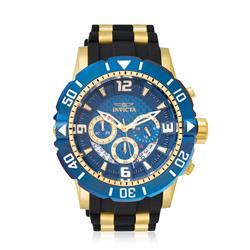 Relógio Masculino Invicta Pro Diver Analógico 23704 Fundo Azul