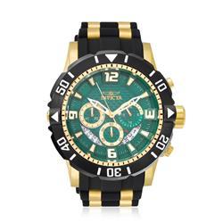 Relógio Masculino Invicta Pro Diver Analógico 23703 Fundo Verde