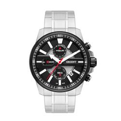 Relógio Masculino Orient Analógico MBSSC162 P1SX Aço