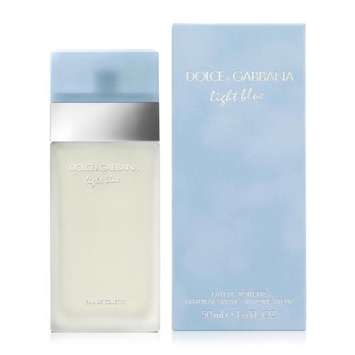 Perfume Feminino Dolce & Gabbana Light Blue Eau de Toilette 50 ml