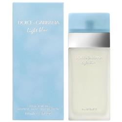 Perfume Feminino Dolce & Gabbana Light Blue Eau de Toilette 100 ml