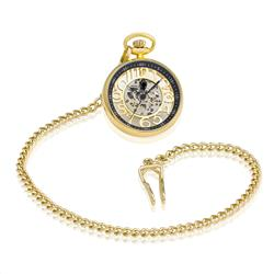 Relógio Masculino Constantim movimento a corda de bolso