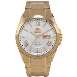 Relógio Masculino Orient Automatic 469GP051 S3KX Dourado