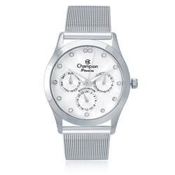 Relógio Feminino Champion Passion Analógico CH38217Q Pulseira esteira