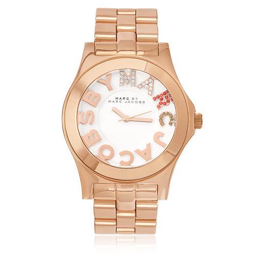 Relógio Feminino Marc Jacobs Blade Rose Analógico MBM3138