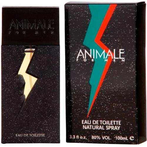 Perfume Masculino Animale For Men Eau de Toilette 100 ml