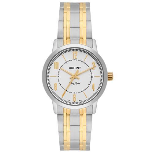 Relógio Feminino Orient Analógico FTSS1085 S2SX Aço Misto