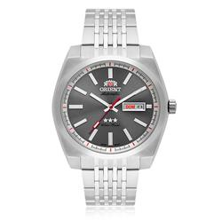 Relógio Masculino Orient Automatic Analógico 469SS070 G1SX Aço
