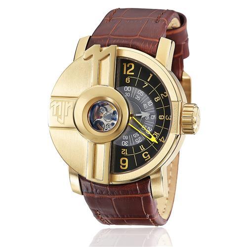 Relógio Masculino Champion Neymar Jr. Automático NJ30042C Couro Marrom 44465