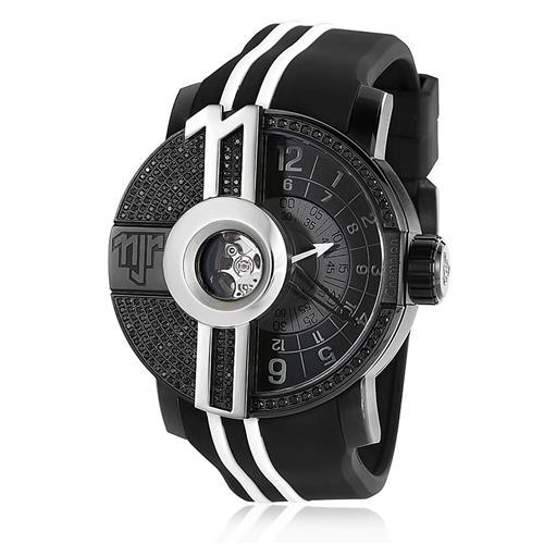 Relógio Masculino Champion Neymar Jr. Star Automático NJ30015C Preto