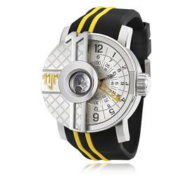 Relógio Masculino Champion Neymar Jr. Star Automático NJ30024Y Borracha