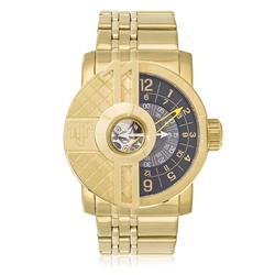 Relógio Masculino Champion Neymar Jr. Star Automático NJ30024U Dourado