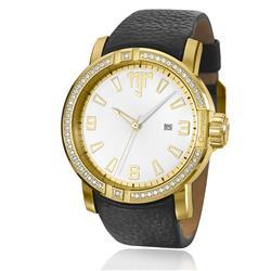 Relógio Champion Neymar Jr. Sporty NJ38044B Dourado com cristais