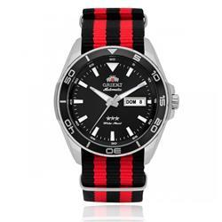 Relógio Masculino Orient Automatic 469SS064 P1PV Nylon