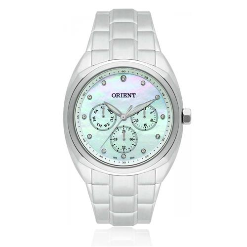 Relógio Feminino Orient Analógico FBSSM027 A1SX Multifunção