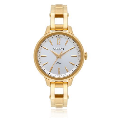 Relógio Feminino Orient Analógico FGSS0065 S2KX Troca Pulseira