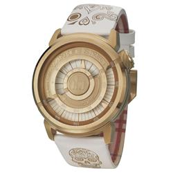 Relógio Masculino Yankee Street Black Angels YS30256B Couro
