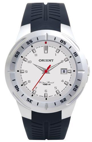 Relógio Masculino Orient Analógico MBSP1011 S2PX Borracha