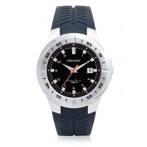 Relógio Masculino Orient Analógico MBSP1011 P2PX Fundo Preto