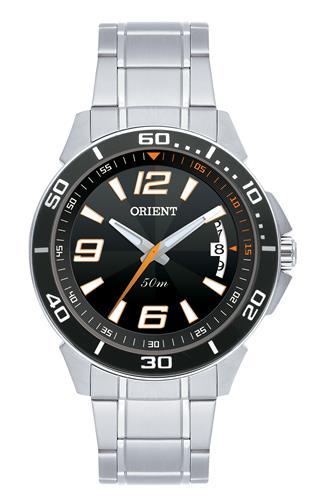 Relógio Masculino Orient Analógico MBSS1146 P2SX Aço