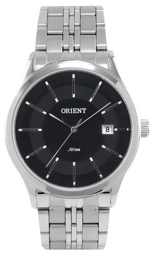 Relógio Masculino Orient Analógico MBSS1201 P1SX Fundo Preto