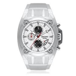 Relógio Masculino Orient Analógico MBSSC070 S1SX Aço