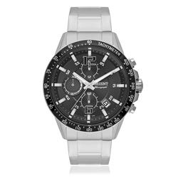 Relógio Masculino Orient Chronograph MBSSC144 G2SX Fundo Preto