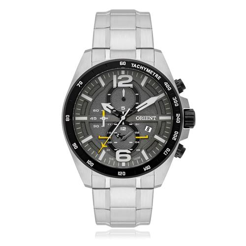 Relógio Masculino Orient Analógico MBSSC165 G2SX Aço
