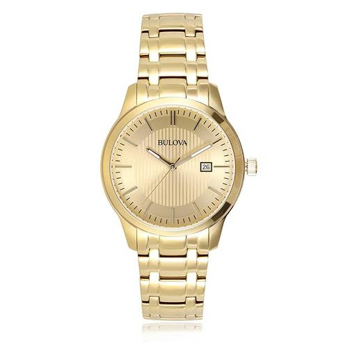 Relógio Masculino Bulova Analógico WB22444G Dourado 41906
