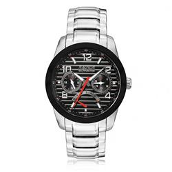 Relógio Masculino Magnum Multifunction MA32630P Fundo Preto