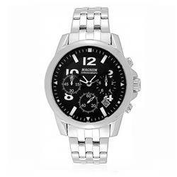 Relógio Masculino Magnum Chronograph MA33031T Fundo Preto