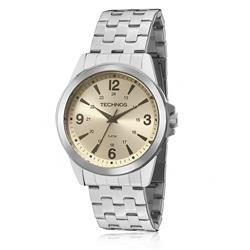Relógio Masculino Technos Analógico 2035MDJ/0X Aço
