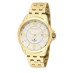 Relógio Masculino Technos Classic Golf 2115KND/4K Dourado
