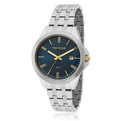 Relógio Feminino Technos Analógico 2115KRY/1A Fundo Azul