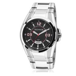 Relógio Masculino Technos Performance Racer 2115KSX/1R Fundo Preto