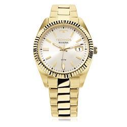 Relógio Feminino Technos Riviera 2115KTR/4K Dourado