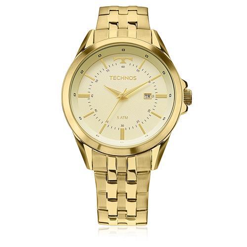 Relógio Masculino Technos Executive 2115KZC/4X Dourado