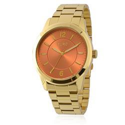 Relógio Feminino Euro Colors Analógico EU2036LZD/4L dourado