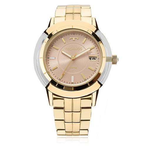 Relógio Feminino Technos Vitra 2317AB/4T Dourado