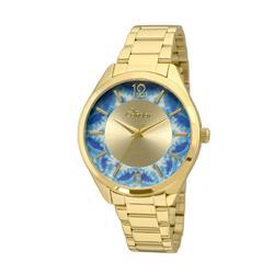 Relógio Feminino Condor Analógico CO2035KRR/4A Fundo Azul