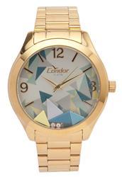Relógio Feminino Condor Analógico por Anitta CO2036KOD/4K Dourado