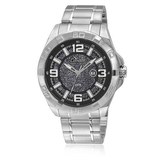 Relógio Masculino Condor Analógico CO2115UY/3C Aço