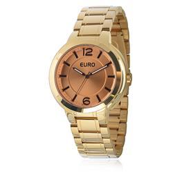 Relógio Feminino Euro Analógico EU2035LXO/4K Dourado