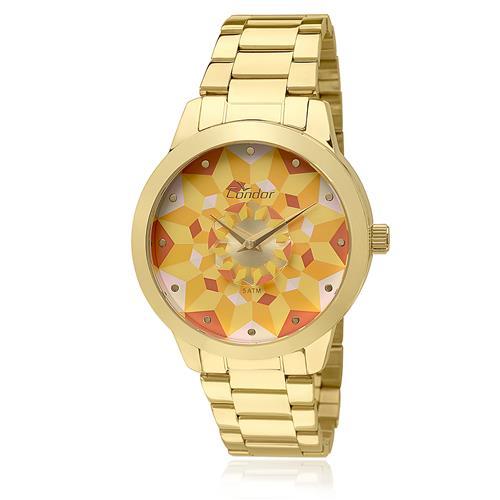 Relógio Feminino Condor por Anitta CO2036KOE/4Y Dourado